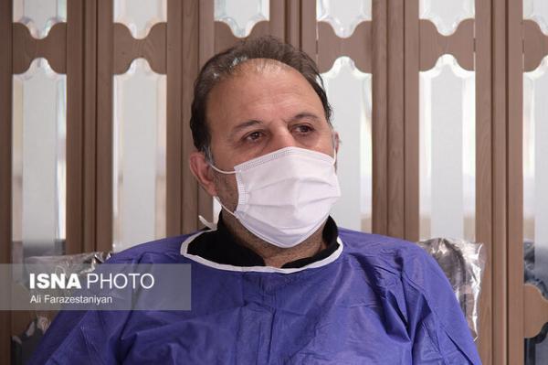 بسیاری از مردم برای خدمات دندانپزشکی به مداخله گران مراجعه می نمایند
