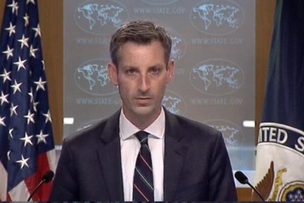 آمریکا: مذاکرات با ایران در وین ممکن است گام مفیدی باشد