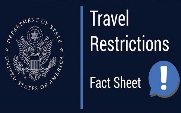 ویزای آمریکا: آمریکا محدودیت سفر دانشجویان بعضی کشور ها را لغو کرد