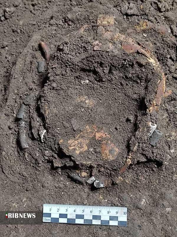 کشف اسکلت کودک 12 هزار ساله در غار باستانی بهشهر