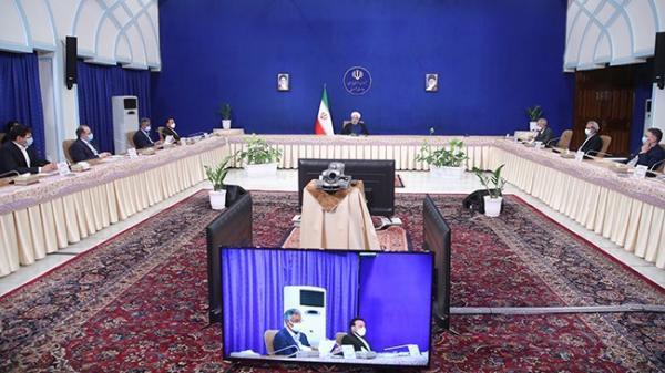 پیشنهادهای رئیس اتاق ایران به رئیس جمهور برای مواجهه با خشکسالی و بازگرداندن اعتماد به بورس