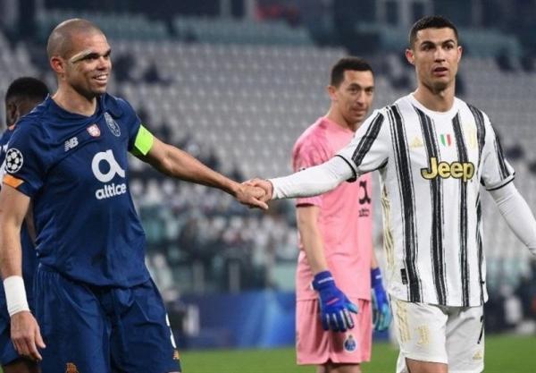 پپه: رونالدو از بازی در یوونتوس راضی است، بعید می دانم او به پرتغال برگردد
