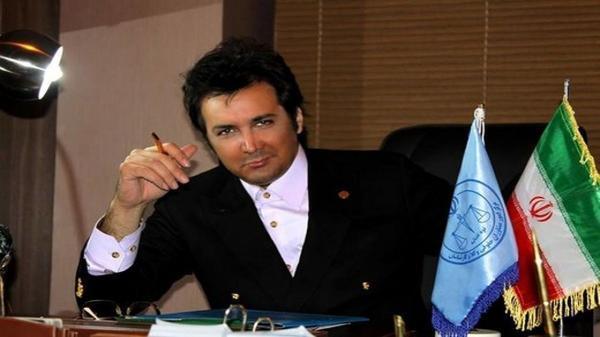 تعلیق وکالت حسام نواب صفوی، شاکی خصوصی دارد