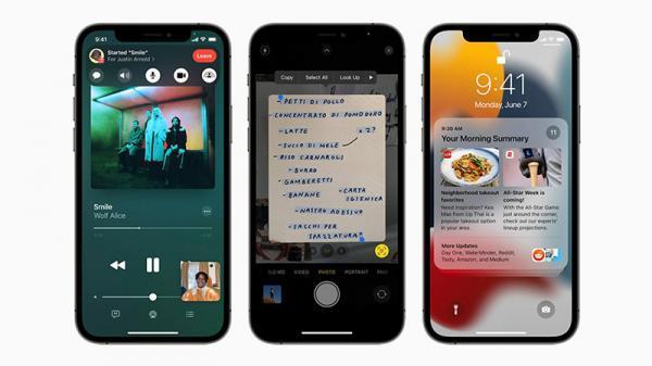 آموزش نصب نسخه بتای عمومی و بتای توسعه دهنده iOS 15 روی آیفون و آیپد