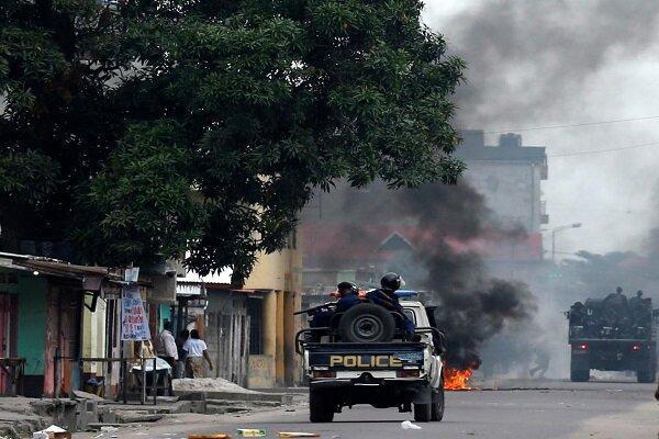 انفجار در کلیسایی در جمهوری کنگو، 2 نفر کشته شدند