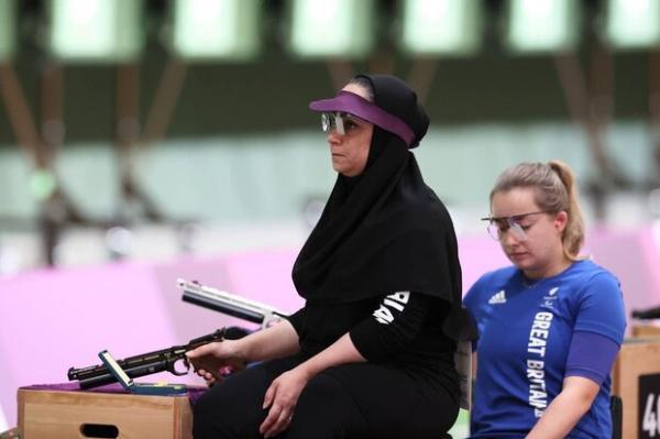 ساره جوانمردی هم طلایی شد، هفتمین مدال طلا برای کاروان ورزش ایران