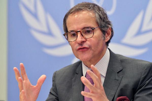 گروسی: نیازی به صدور قطعنامه در شورای حکام علیه ایران نیست، ما الان یک راه چاره داریم