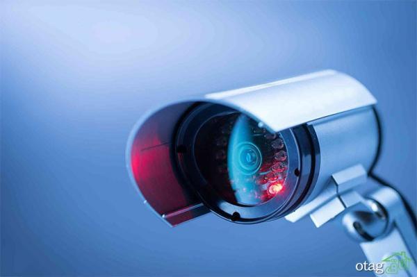 انواع دوربین مداربسته و مراحل نصب دوربین مداربسته