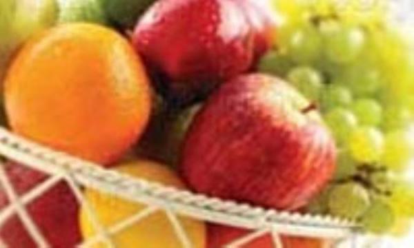 تأثیر میوه ها بر مو